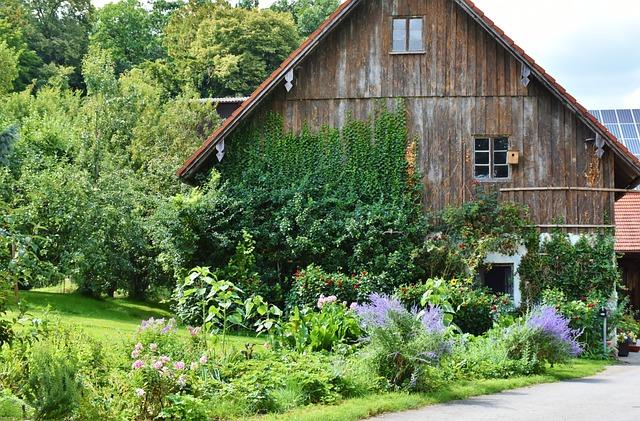 Home, Farmhouse, Old House, Old Farmhouse, Homestead