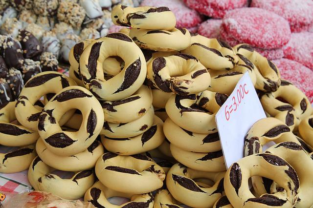 Malta, Honey Rings, Traditional Sweets