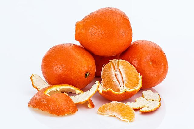 Minneola, Oranges, Tangelo, Citrus Fruit, Honeybell