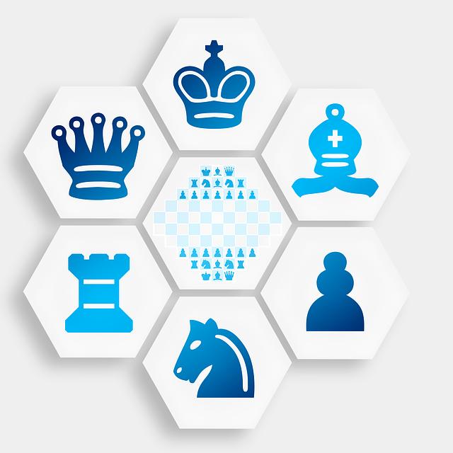 Chess, Hexagon, Diamond, Honeycomb Structure, Hexagonal