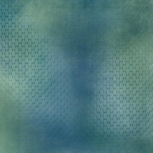 Honeycomb, Background, Blue, Green, Pattern, Texture