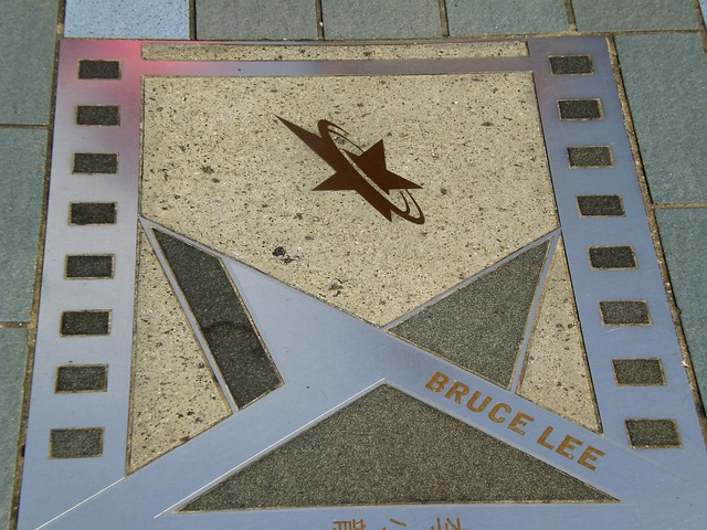 Avenue Of Stars, Hong Kong, Bruce Lee, Star, Kong, Hong