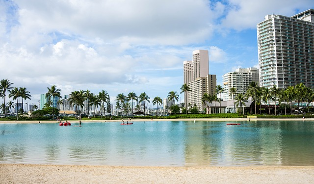 Waikiki Beach, Hawaii, Oahu, Honolulu, Hawaii Beach