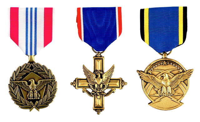 Medal, Order, Honors, Cross, Eagle, Wings, Military