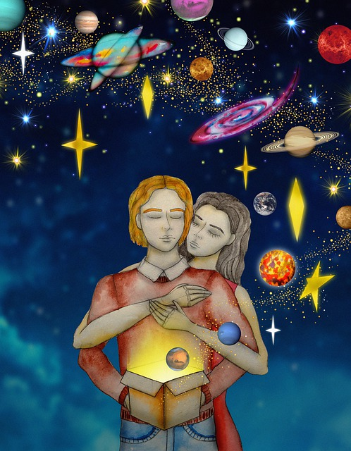 Dreams, Hope, Couple, Dream, Imagination, Fantasy