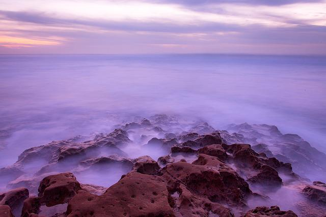 Beach, Clouds, Coast, Dawn, Dusk, Horizon, Nature