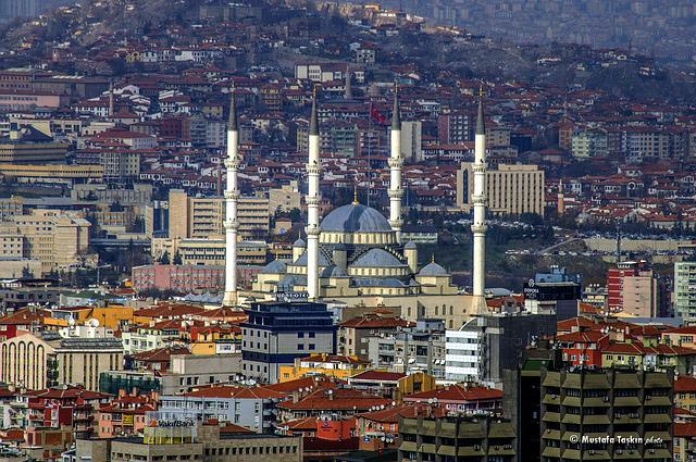City, Townscape, Horizon Line, Architecture, Travel