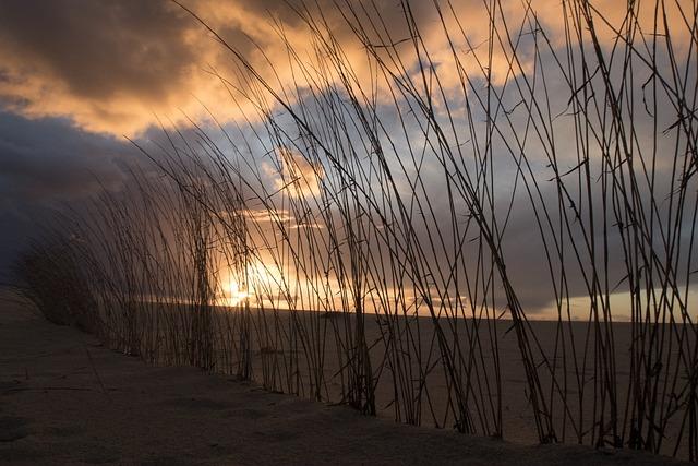 Sunset, Nature, Outdoor, Horizontal