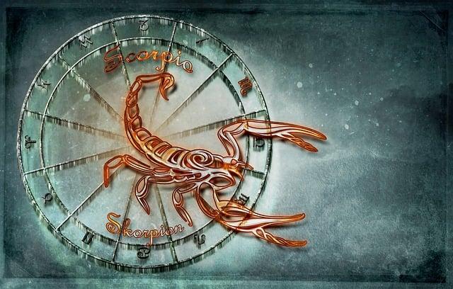 Scorpio, Zodiac Sign, Horoscope, Astrology, Symbol