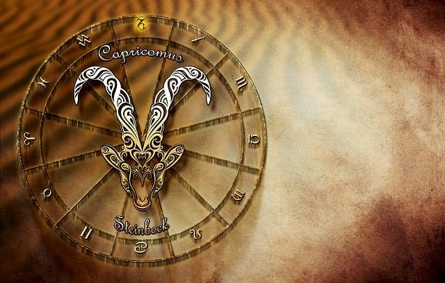 Capricorn, Zodiac Sign, Horoscope, Astrology, Symbol