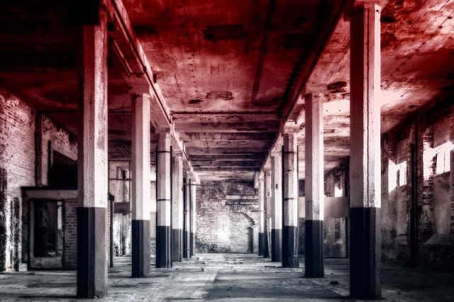 Lost Places, Underground, Horror, Atmosphere, Leave