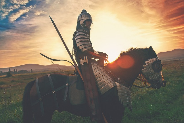 Knight, Warrior, Horse, Soldier, War, Battle, Military