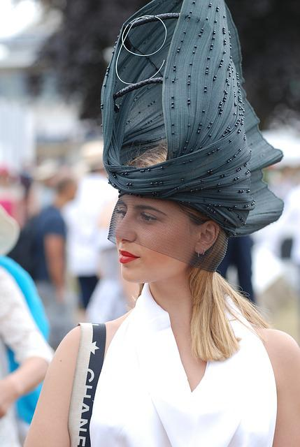 Prix De Diane, Hats, Flowers, Horseback Riding