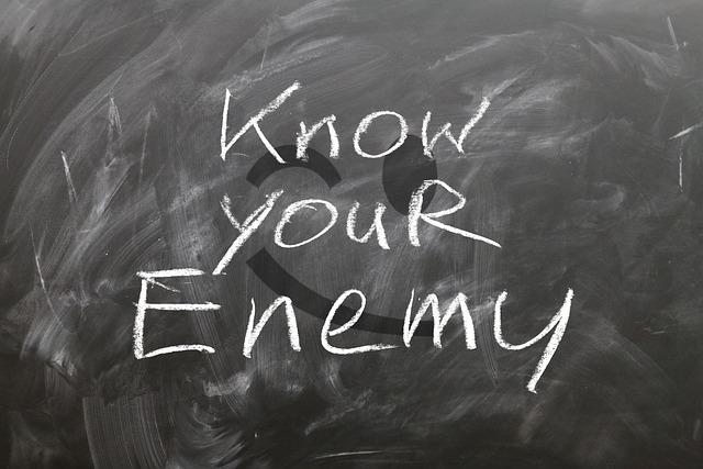 Board, School, Hostile, Enemy, Know, Smiley, Wink