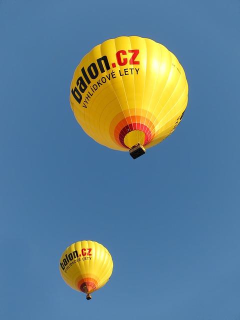 Hot Air Balloon Ride, Hot Air Balloon, Balloon, Air