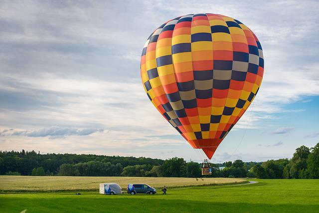 Balloon, Hot Air Balloon Ride, Sky, Hot Air Balloon