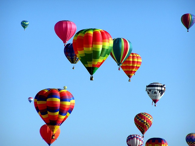 Hot Air Balloons, Hot-air Ballooning, Event