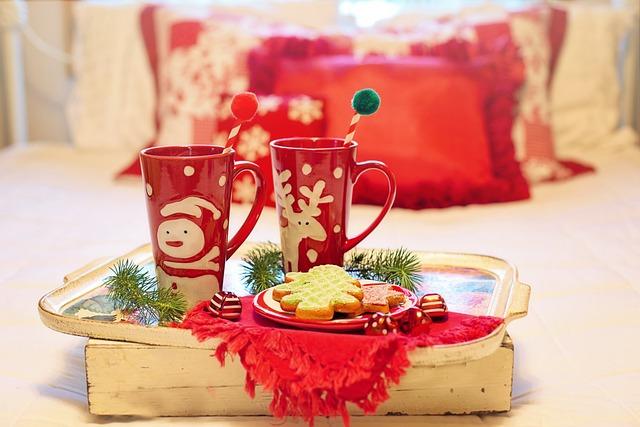 Christmas, Christmas Eve, Hot Cocoa, Hot Chocolate
