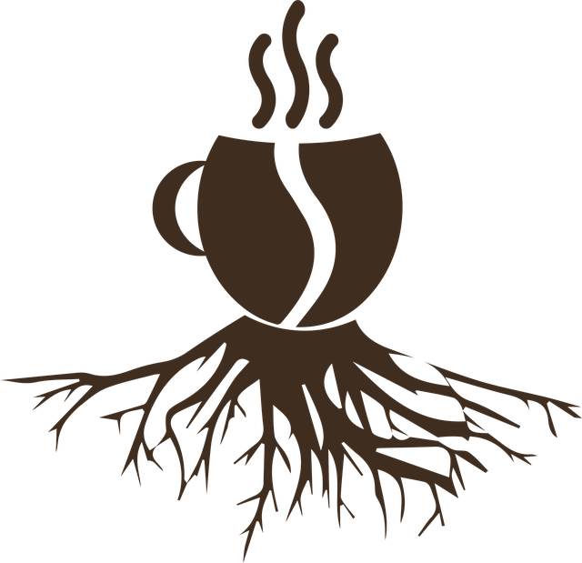 Coffee, Cup, Drink, Roots, Cafe, Hot, Grain, Caffeine