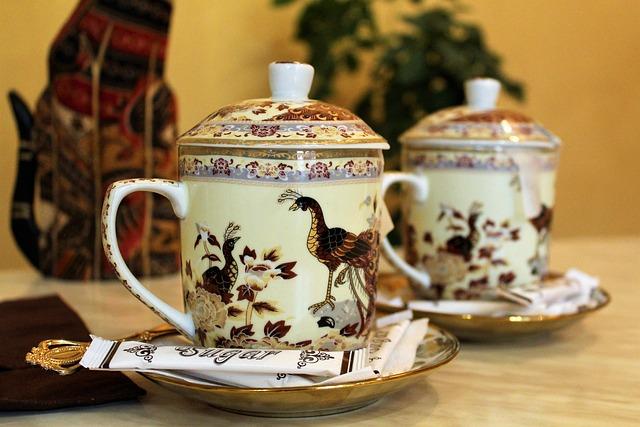 Cup, Tee, Drink, Coffee, Hot, Teapot, Odesa, Ceramic