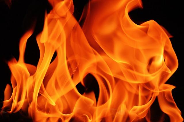 Flame, Embers, Fire, Hot, Burn, Campfire, Wood, Heat