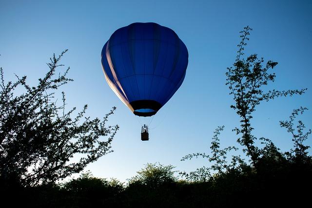 Sky, Balloon, Air, Outdoors, Hot-air Ballon