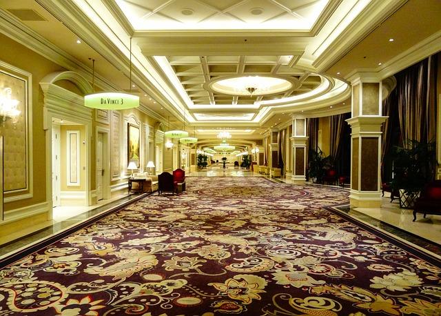 Free Photo Hotel Architecture Luxury Luxurious Elegant Foyer   Max Pixel