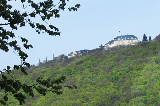 Hotel Petersberg, Siebengebirge, Petersberg, Seven