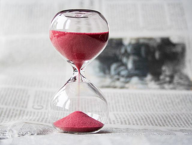 Hourglass, Time, Hours, Sand, Clock, Egg Timer