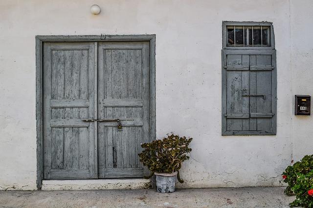 Door, Entrance, House, Doorway, Architecture, Facade