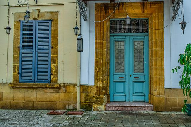 Door, House, Architecture, Window, Entrance, Facade