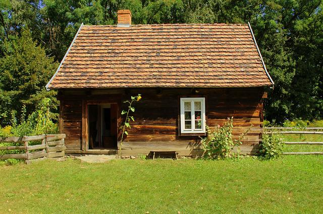 House, Cottage, Old Cottage, Architecture