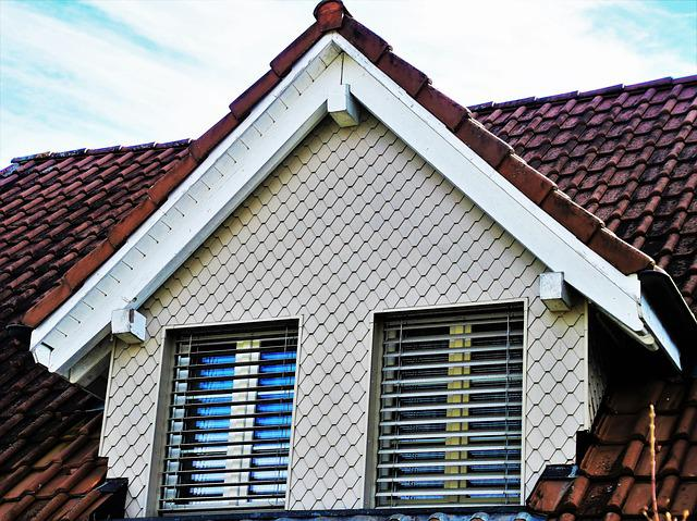 Attic, The Roof Of The, House, Family, Architecture