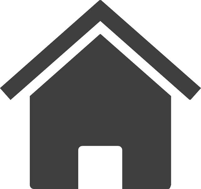 House, Home, Icon, Symbol, Sign, Building, Isolated