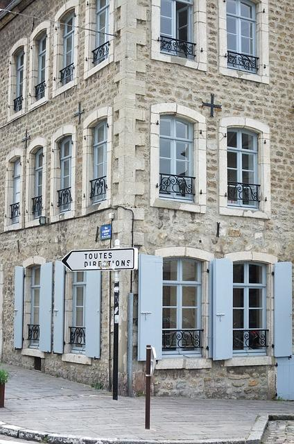 Architecture, House, Old, Window, Building, Paris, Wall