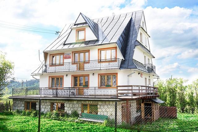 House, Accommodation, Bukovina