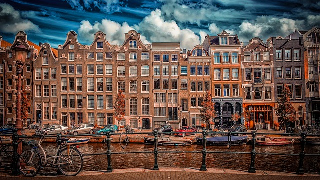 Architecture, Building, Travel, City, House, Urban, Car