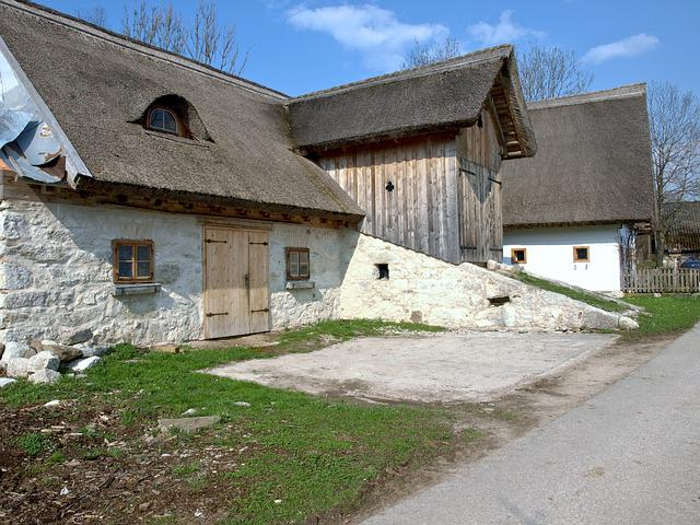 Ybbsitz, House Eckamp, Haselgraben, House, Farmstead