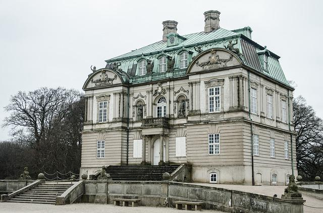 Architecture, Building, Old, House, Outdoor, Eremitage