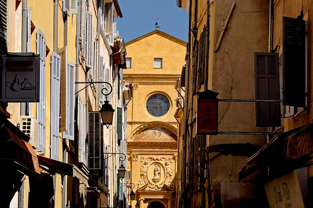 Architecture, Street, Travel, Church, House, Facade