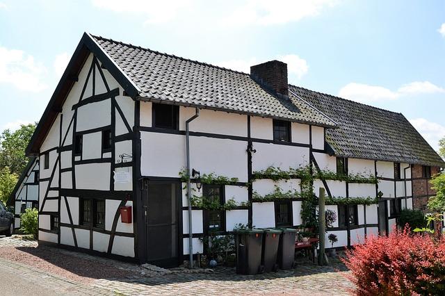 Timber-framed, House, Limburg