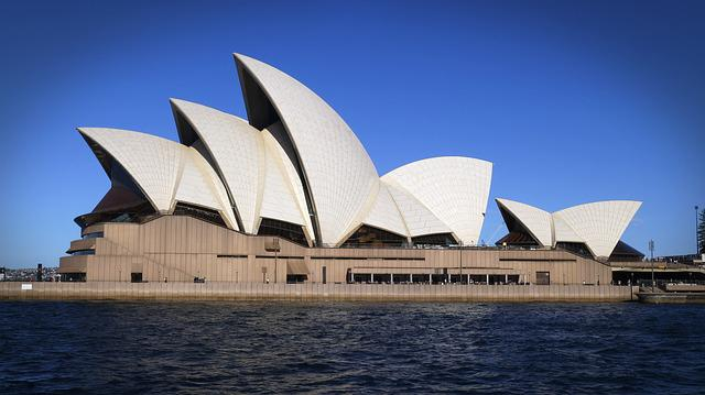 Sydney, Opera, House, Landmark, City, Australia, Travel