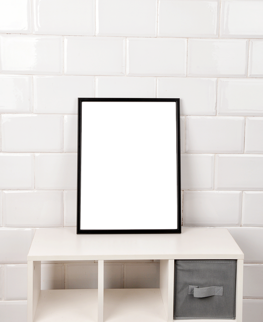 Poster, Picture Frame, House, Frame, Wood