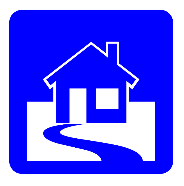 Real Estate, House, Symbol, Business