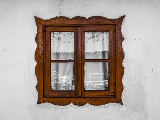 Window, Wooden, Wall, House, Architecture, Traditional