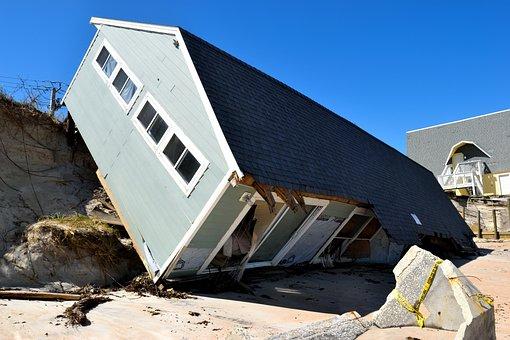 Hurricane Irma, Home Destruction, Weather, House
