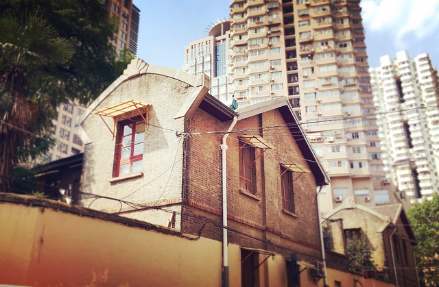Republic Of China, Nanjing Middle Class, Housing