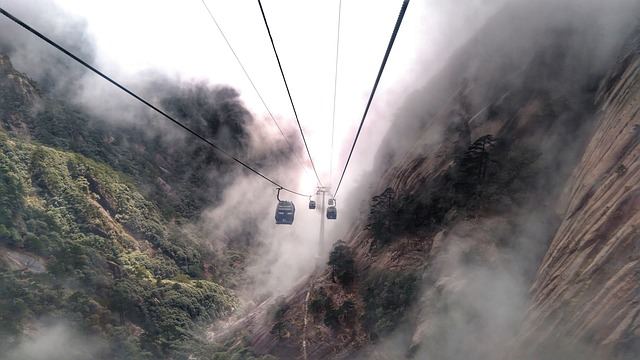 Huangshan, The Scenery, Cloud