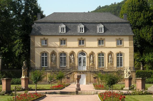 Gebouw, Huis, Luxemburg, Architectuur, Historisch