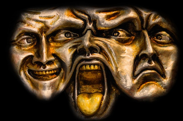 Art, Mask, Head, Human, Psyche, Expression, Mimic